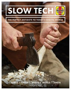 Slow Tech: The Art of Sustainable Crafts