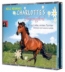 Charlottes Traumpferd 04 - Erste Liebe, erstes Turnier