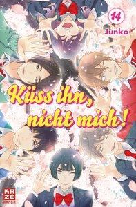Küss ihn, nicht mich! 14