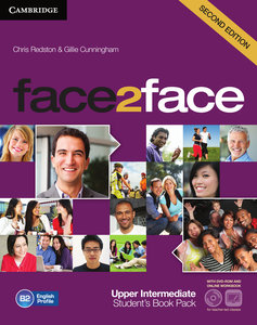 face2face. Student's Book with DVD-ROM and Online. Upper-interme