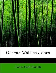 George Wallace Jones