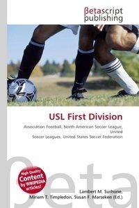 USL First Division