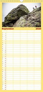 Mountain Bike 2020 by Stef. Candé - Familienplaner hoch