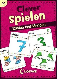 Clever spielen (Kartenspiel), Zahlen und Mengen
