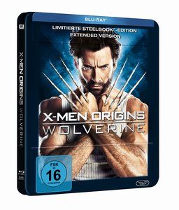 X-Men Origins: Wolverine - ltd Steelbook