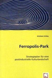 Ferropolis-Park
