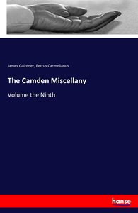 The Camden Miscellany