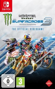 Monster Energy Supercross - The Official Videogame 3 (Nintendo S