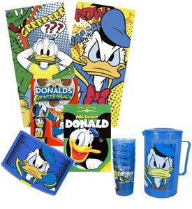 Donald Duck Summer Package