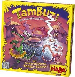 Tambuzi - Den Letzten trifft der Blitz!