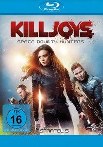 Killjoys-Space Bounty Hunters-Staffel 5
