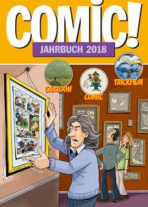 COMIC! Jahrbuch 2018