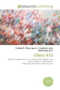 Chery A15