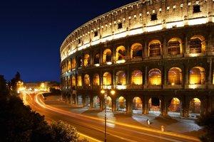 Colosseum bei Nacht. Puzzle 1.000 Teile