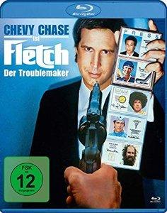 Fletch - Der Troublemaker, 1 Blu-ray