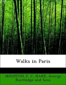 Walks in Paris
