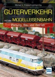 Güterverkehr auf der Modelleisenbahn
