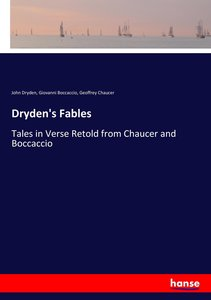 Dryden\'s Fables