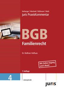 juris Praxiskommentar BGB 04 Gesamtausgabe / Familienrecht