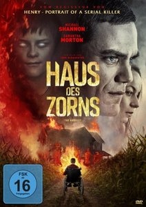Haus des Zorns - The Harvest, 1 DVD
