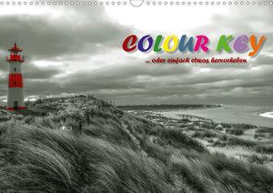 Colour Key ...oder einfach etwas hervorgehoben