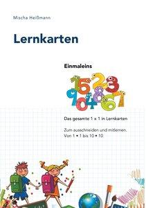 Lernkarten Einmaleins