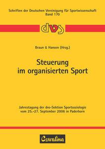 Steuerung im organisierten Sport