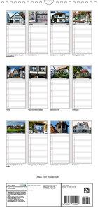Altes Dorf Westerholt - Familienplaner hoch (Wandkalender 2020 ,