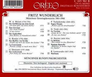 Arien:Entführung/Barbier/Liebestrank/Eugen Onegin