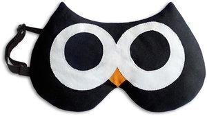 Die Eule Stella Mitternacht / Mitternacht, Schlafmaske
