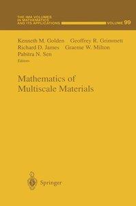 Mathematics of Multiscale Materials