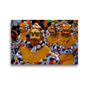 Premium Textil-Leinwand 45 cm x 30 cm quer Kügele