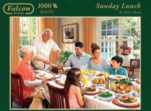 Falcon - Sunday Lunch - 1000 Teile