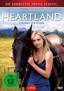 Heartland - Paradies für Pferde - Staffel 2