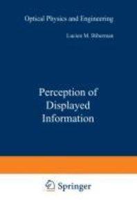 Perception of Displayed Information