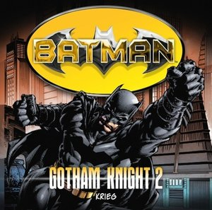 Batman - Gotham Knight, Folge 2: Krieg