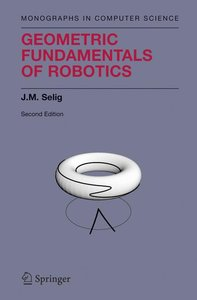 Geometric Fundamentals of Robotics