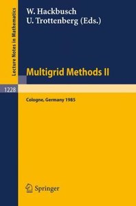 Multigrid Methods II