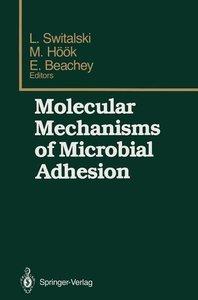 Molecular Mechanisms of Microbial Adhesion