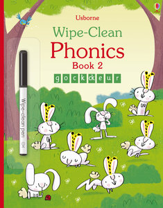 Wipe-Clean Phonics