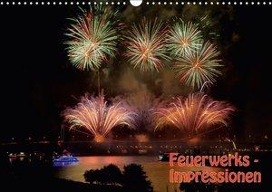 Feuerwerks - Impressionen