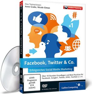 Facebook, Twitter & Co.