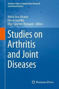 Studies on Arthritis and Joint Disorders