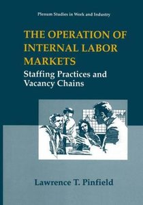 The Operation of Internal Labor Markets