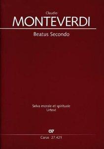 Beatus, Partitur. Bd.2