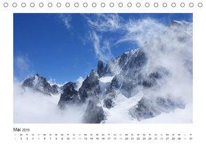 Die schönsten Gipfel der Alpen - Giganten aus Fels und Eis (Tisc