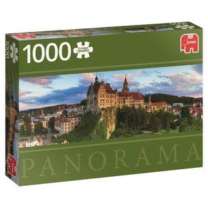 Jumbo 18520 - Schloss Sigmaringen, Puzzle, 1000 Teile