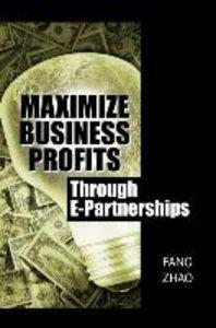 Maximize Business Profits Through E-Partnerships