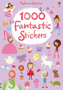 1000 Fantastic Stickers