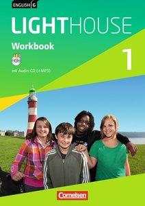 English G LIGHTHOUSE 1: 5. Schuljahr. Workbook mit CD